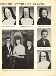 Page 15, 1968 Edition, Trenton Catholic Academy - Corristin Yearbook (Trenton, NJ) online yearbook collection