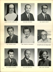 Page 16, 1968 Edition, Trenton Catholic Academy - Corristin Yearbook (Trenton, NJ) online yearbook collection