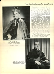 Page 8, 1968 Edition, Trenton Catholic Academy - Corristin Yearbook (Trenton, NJ) online yearbook collection
