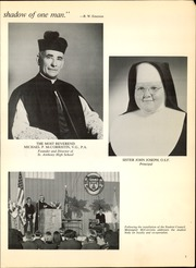 Page 9, 1968 Edition, Trenton Catholic Academy - Corristin Yearbook (Trenton, NJ) online yearbook collection