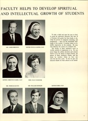 Page 11, 1970 Edition, Trenton Catholic Academy - Corristin Yearbook (Trenton, NJ) online yearbook collection