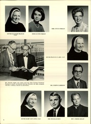 Page 12, 1970 Edition, Trenton Catholic Academy - Corristin Yearbook (Trenton, NJ) online yearbook collection