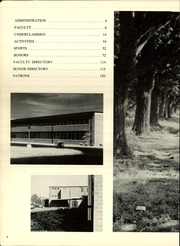 Page 6, 1970 Edition, Trenton Catholic Academy - Corristin Yearbook (Trenton, NJ) online yearbook collection
