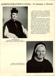 Page 9, 1970 Edition, Trenton Catholic Academy - Corristin Yearbook (Trenton, NJ) online yearbook collection
