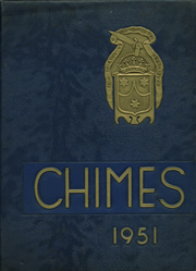 1951 Edition, St Cecilia High School - Chimes Yearbook (Englewood, NJ)
