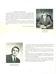 Page 12, 1973 Edition, Burlington County Vocational Technical High School - Reflections Yearbook (Mount Holly, NJ) online yearbook collection