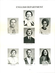 Page 16, 1973 Edition, Burlington County Vocational Technical High School - Reflections Yearbook (Mount Holly, NJ) online yearbook collection