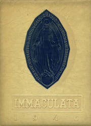1946 Edition, Immaculate Conception High School - Yearbook (Montclair, NJ)