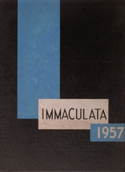 1957 Edition, Immaculate Conception High School - Yearbook (Montclair, NJ)