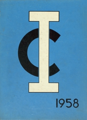 1958 Edition, Immaculate Conception High School - Yearbook (Montclair, NJ)