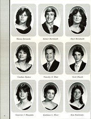 Page 24, 1984 Edition, Nottingham North High School - Polaris Yearbook (Trenton, NJ) online yearbook collection