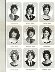 Page 34, 1984 Edition, Nottingham North High School - Polaris Yearbook (Trenton, NJ) online yearbook collection