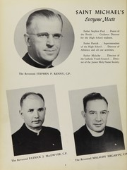 Page 10, 1952 Edition, St Michaels High School - Footprints Yearbook (Union City, NJ) online yearbook collection
