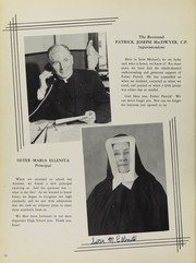 Page 16, 1952 Edition, St Michaels High School - Footprints Yearbook (Union City, NJ) online yearbook collection