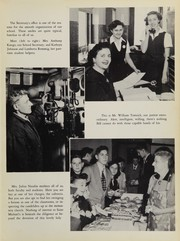 Page 17, 1952 Edition, St Michaels High School - Footprints Yearbook (Union City, NJ) online yearbook collection