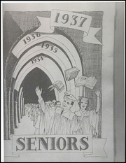Page 9, 1937 Edition, Red Bank High School - Log Yearbook (Red Bank, NJ) online yearbook collection