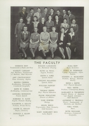 Page 12, 1944 Edition, Red Bank High School - Log Yearbook (Red Bank, NJ) online yearbook collection