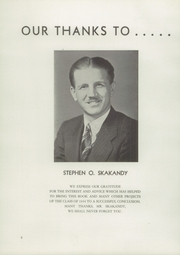 Page 8, 1944 Edition, Red Bank High School - Log Yearbook (Red Bank, NJ) online yearbook collection