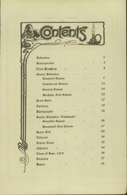 Page 3, 1919 Edition, Central High School - Colt Yearbook (Paterson, NJ) online yearbook collection