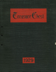1929 Edition, Central High School - Colt Yearbook (Paterson, NJ)