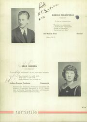 Page 16, 1935 Edition, Central High School - Colt Yearbook (Paterson, NJ) online yearbook collection