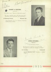 Page 17, 1935 Edition, Central High School - Colt Yearbook (Paterson, NJ) online yearbook collection