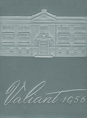 Page 1, 1956 Edition, Our Lady of the Valley High School - Valiant Yearbook (Orange, NJ) online yearbook collection