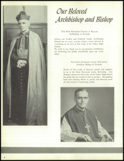 Page 10, 1956 Edition, Our Lady of the Valley High School - Valiant Yearbook (Orange, NJ) online yearbook collection