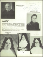 Page 14, 1956 Edition, Our Lady of the Valley High School - Valiant Yearbook (Orange, NJ) online yearbook collection