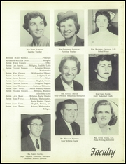 Page 15, 1956 Edition, Our Lady of the Valley High School - Valiant Yearbook (Orange, NJ) online yearbook collection