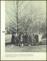 Page 9, 1956 Edition, Our Lady of the Valley High School - Valiant Yearbook (Orange, NJ) online yearbook collection