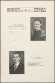 Page 14, 1936 Edition, Sacred Heart High School - Vine Leaves Yearbook (Vineland, NJ) online yearbook collection