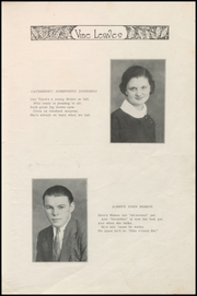 Page 15, 1936 Edition, Sacred Heart High School - Vine Leaves Yearbook (Vineland, NJ) online yearbook collection