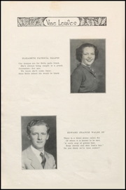 Page 16, 1936 Edition, Sacred Heart High School - Vine Leaves Yearbook (Vineland, NJ) online yearbook collection