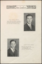 Page 17, 1936 Edition, Sacred Heart High School - Vine Leaves Yearbook (Vineland, NJ) online yearbook collection