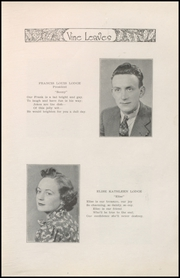 Page 13, 1937 Edition, Sacred Heart High School - Vine Leaves Yearbook (Vineland, NJ) online yearbook collection