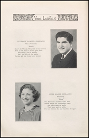 Page 14, 1937 Edition, Sacred Heart High School - Vine Leaves Yearbook (Vineland, NJ) online yearbook collection