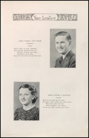 Page 15, 1937 Edition, Sacred Heart High School - Vine Leaves Yearbook (Vineland, NJ) online yearbook collection
