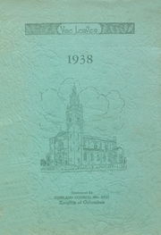Page 1, 1938 Edition, Sacred Heart High School - Vine Leaves Yearbook (Vineland, NJ) online yearbook collection