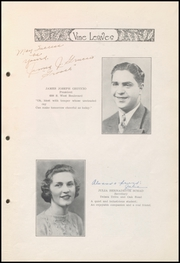 Page 13, 1938 Edition, Sacred Heart High School - Vine Leaves Yearbook (Vineland, NJ) online yearbook collection