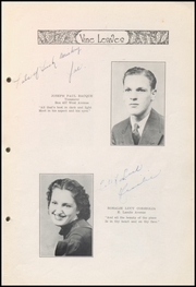 Page 15, 1938 Edition, Sacred Heart High School - Vine Leaves Yearbook (Vineland, NJ) online yearbook collection