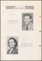 Page 16, 1938 Edition, Sacred Heart High School - Vine Leaves Yearbook (Vineland, NJ) online yearbook collection