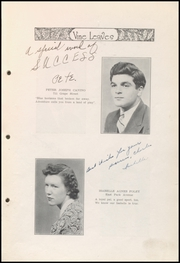 Page 17, 1938 Edition, Sacred Heart High School - Vine Leaves Yearbook (Vineland, NJ) online yearbook collection