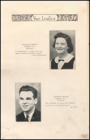 Page 14, 1940 Edition, Sacred Heart High School - Vine Leaves Yearbook (Vineland, NJ) online yearbook collection