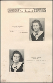 Page 15, 1940 Edition, Sacred Heart High School - Vine Leaves Yearbook (Vineland, NJ) online yearbook collection
