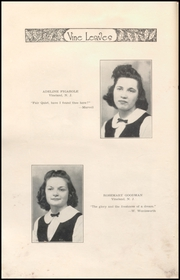 Page 16, 1940 Edition, Sacred Heart High School - Vine Leaves Yearbook (Vineland, NJ) online yearbook collection