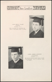 Page 13, 1941 Edition, Sacred Heart High School - Vine Leaves Yearbook (Vineland, NJ) online yearbook collection