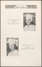Page 14, 1941 Edition, Sacred Heart High School - Vine Leaves Yearbook (Vineland, NJ) online yearbook collection