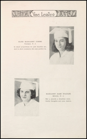 Page 15, 1941 Edition, Sacred Heart High School - Vine Leaves Yearbook (Vineland, NJ) online yearbook collection