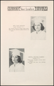 Page 17, 1941 Edition, Sacred Heart High School - Vine Leaves Yearbook (Vineland, NJ) online yearbook collection